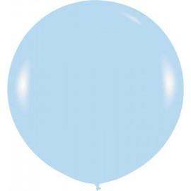 Globos 3FT (100cm) azul claro fashion pastel