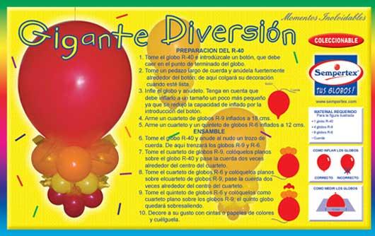 Gigante diversión by sempertex