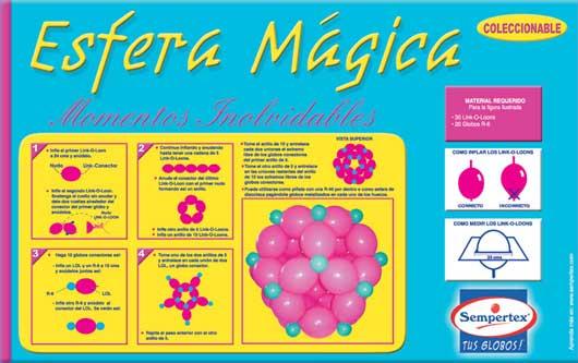 esfera mágica link o loon sempertex