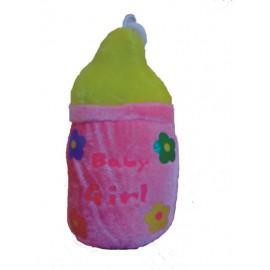 Peso para globos Biberón Niña