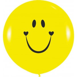 Globos Gigantes de 3FT Sonrisa Amplia
