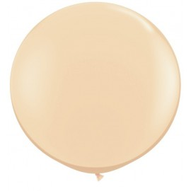 Globos 3FT (100cm) Blush Qualatex