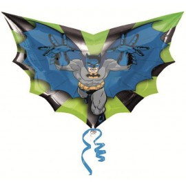 Globos de foil supershape de 30cm x 76cm Batman
