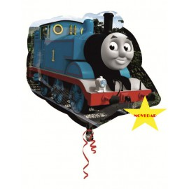 Globos de foil supershape de 43cm x 53cm Thomas & Friends