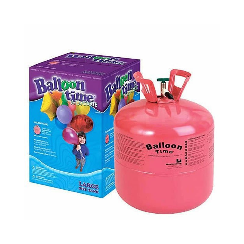 Bombona de gas helio - Gas helio para globos precio ...