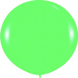 Globos 3FT (100cm) Fashion solido verde
