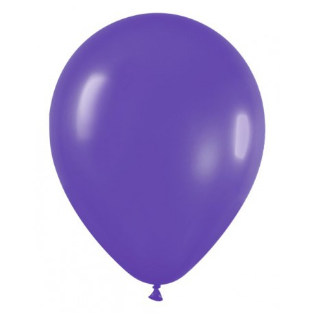 "Globos de 5"" Fashion solido Violeta"