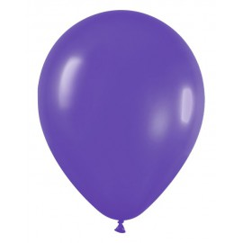 "Globos de 11"" Fashion solido Violeta"