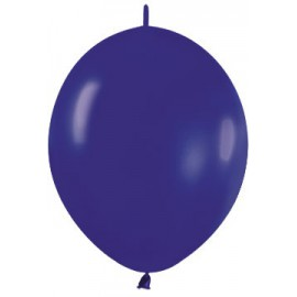 "Globos de 12"" LINK O LOON Azul rey"