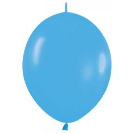 """Globos de 12"""" LINK O LOON Azul Pastel"""