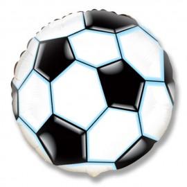 """Globos de Foil Mini Redondos de 9"""" (23Cm) Balón Negro"""