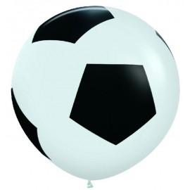 Globos Gigantes de 3FT Balon de Futbol