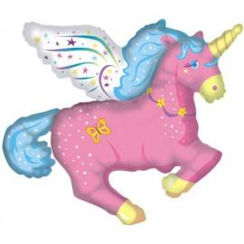 """Globos de foil de 47"""" Unicornio"""