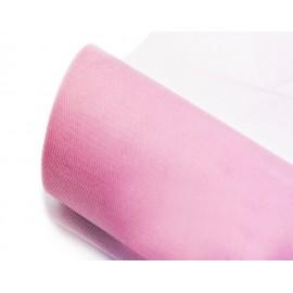Tulle 43cm x 23m color Rosa
