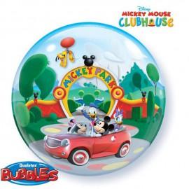 """Globos de foil de 22"""" Bubbles Mickey Park"""