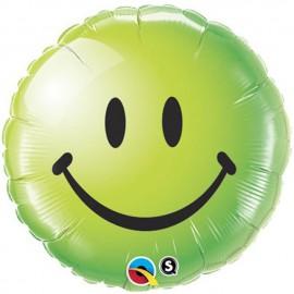 "Globos de foil de 18"" (46Cm) Sonrize Verde"