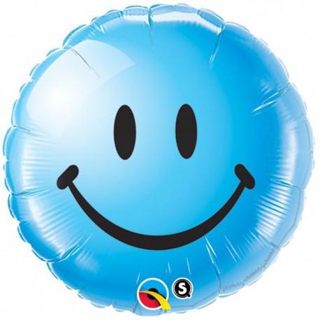 "Globos de foil de 18"" (46Cm) Sonrize Azul"