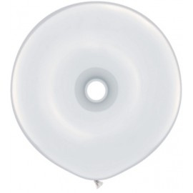 """Geo Donut 16"""" Blanco"""