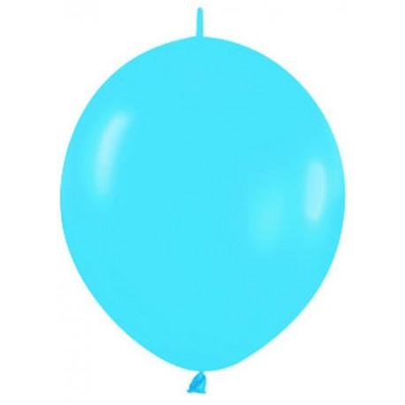 """Globos de 6"""" LINK O LOON Azul"""