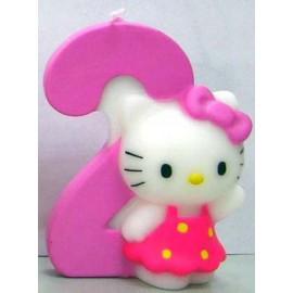 Velas Hello Kitty número 2