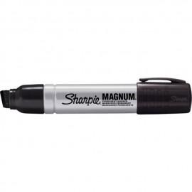 Marcador Permanente Sharpie Negro MAGNUM