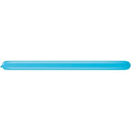 Globos de modelar 160Q Azul Cielo Qualatex