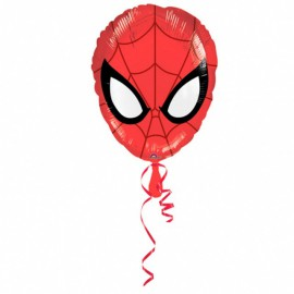 "Globos de Foil Redondos de 18"" (45Cm) Ultimate Spiderman"