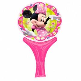 Globos de foil Minnie 15Cm x 30Cm