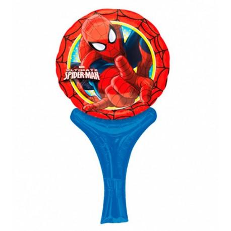Globos de foil Ultimate Spiderman 15Cm x 30Cm