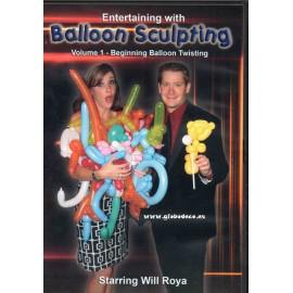 DVD Balloon Sculpting VOL 1