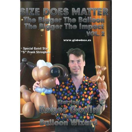 DVD Size Does Matter Vol 2 Godin