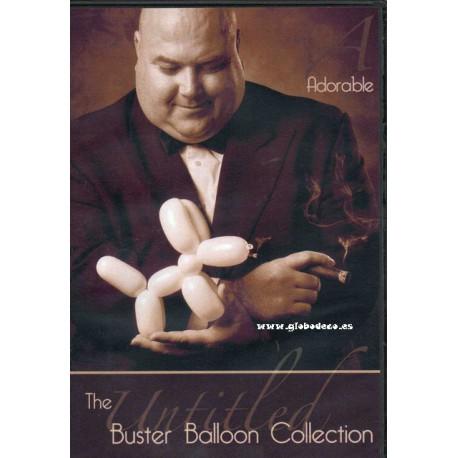 DVD Buster Balloon Colection Adorable