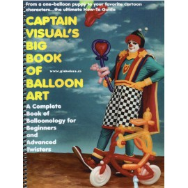 Libro Big Book Of Balloon Art