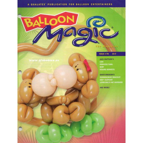 Revista Balloon Magic Nº 70