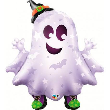 Globos de foil supershape Fantasma Divertido