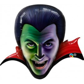 Globos de foil supershape Conde Dracula