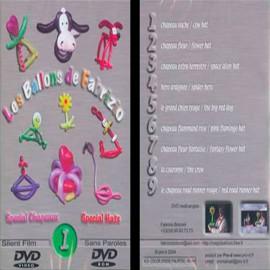 DVD Los Globos de Fabrizio Vol 1