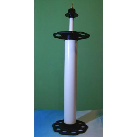 Inflador Filbert Pump Blanco y Negro