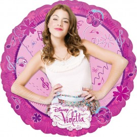 "Globos de foil de 18"" (45Cm) Violetta"