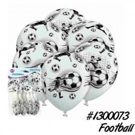 Globos R-12 (30Cm) Me Gusta el Futbol