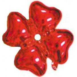 Globos de foil grupo 4 Corazones Rojo