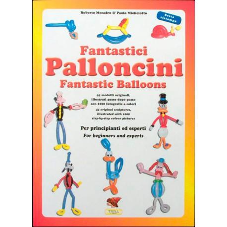 Libro Palloncini Fantastic Balloons