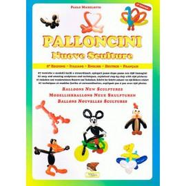 Libro Palloncini Nuove Sculture