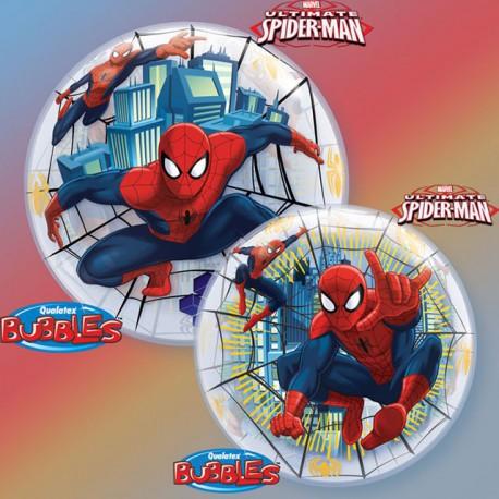 """Globos de foil de 22"""" Bubbles Ultimate Spider-Man"""