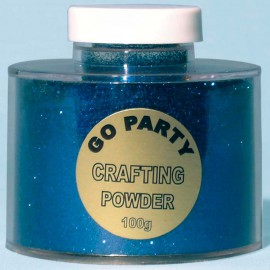 Glitter Azul