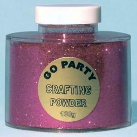 Glitter Fucsia