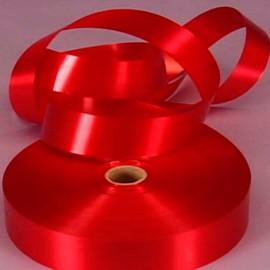 Cinta 50mm x 100m color rojo