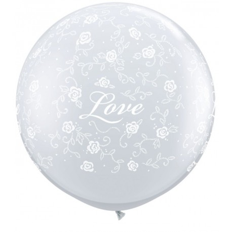 GLOBO GIGANTE 3FT LOVE