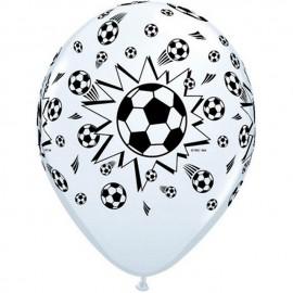 """Globos de 12"""" Balones de FUTBOL"""