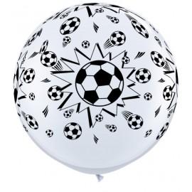 Globos gigantes de 3FT Futbol